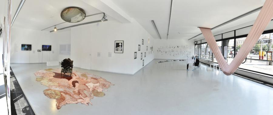 Participation at exhibition Fem(inist) Fatale, curator: Lenka Kukurová, 2015