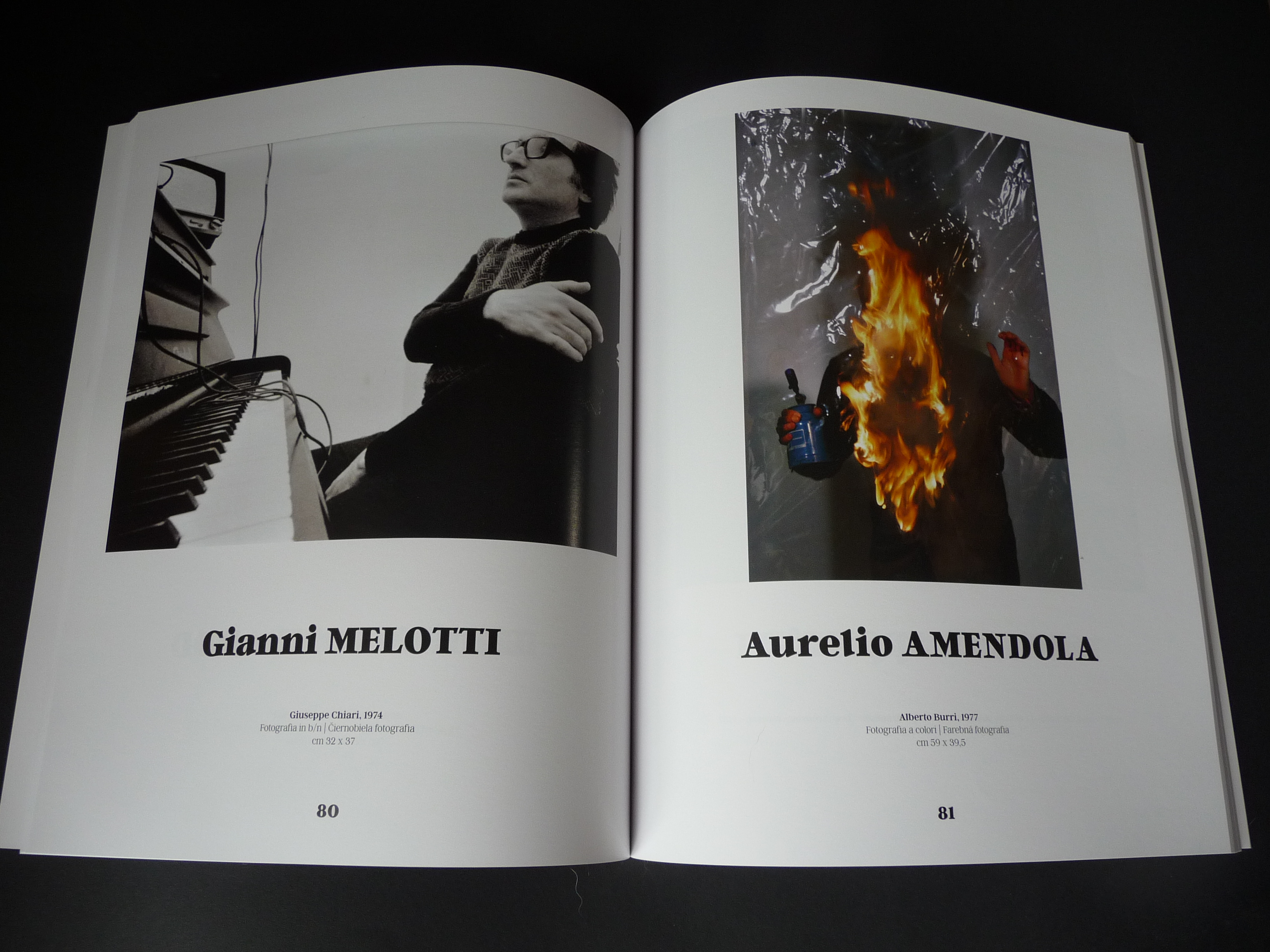 Viva Italia, exhibition catalogue, 2017