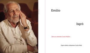 Emilio Isgro, exhibition catalogue, 2017