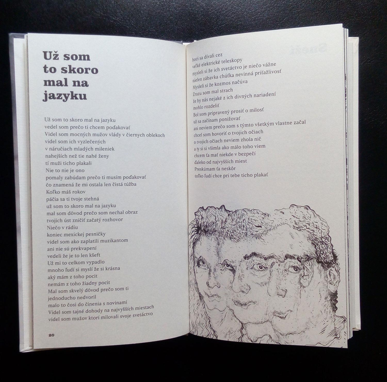 Leonard Cohen, Stranger Music, publ. f.a.c.e, layout, 2017