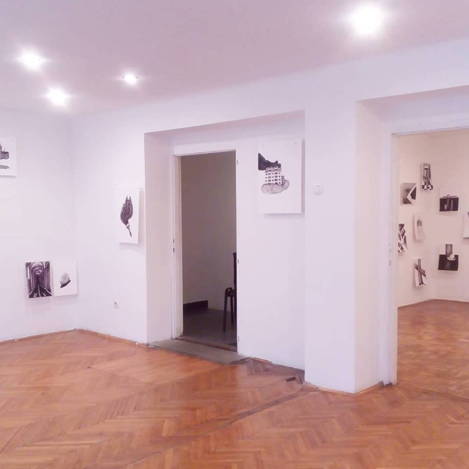 Standing Waters, Remont Gallery, Belgrade