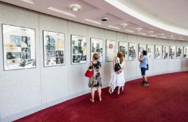 Theatre Institute Bratislava, exhibition about history of Slovak theatre, 20 posters