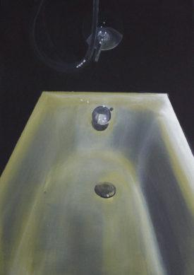 Home Edition, acrylic on canvas, 70 x 90 cm, 2008