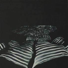 Home Edition, acrylic on canvas, 110 x 110 cm, 2008