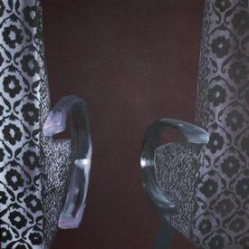 Home Edition, acrylic on canvas, 80 x 80 cm, 2008