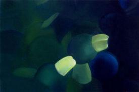 The Secret Lives, 160 x 150 cm, oil on canvas, 1997