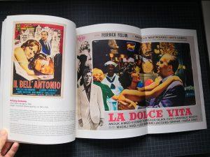 Feelini and Dolce vita of Itally, layout, 2020
