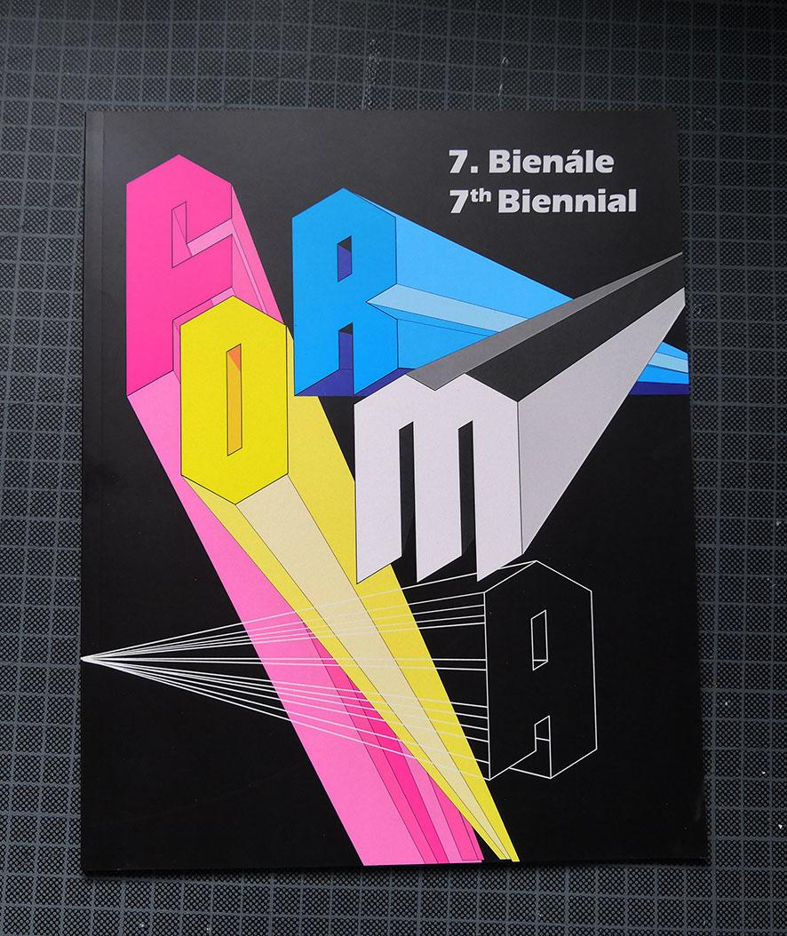 Biennial Forma catalogue, 2019
