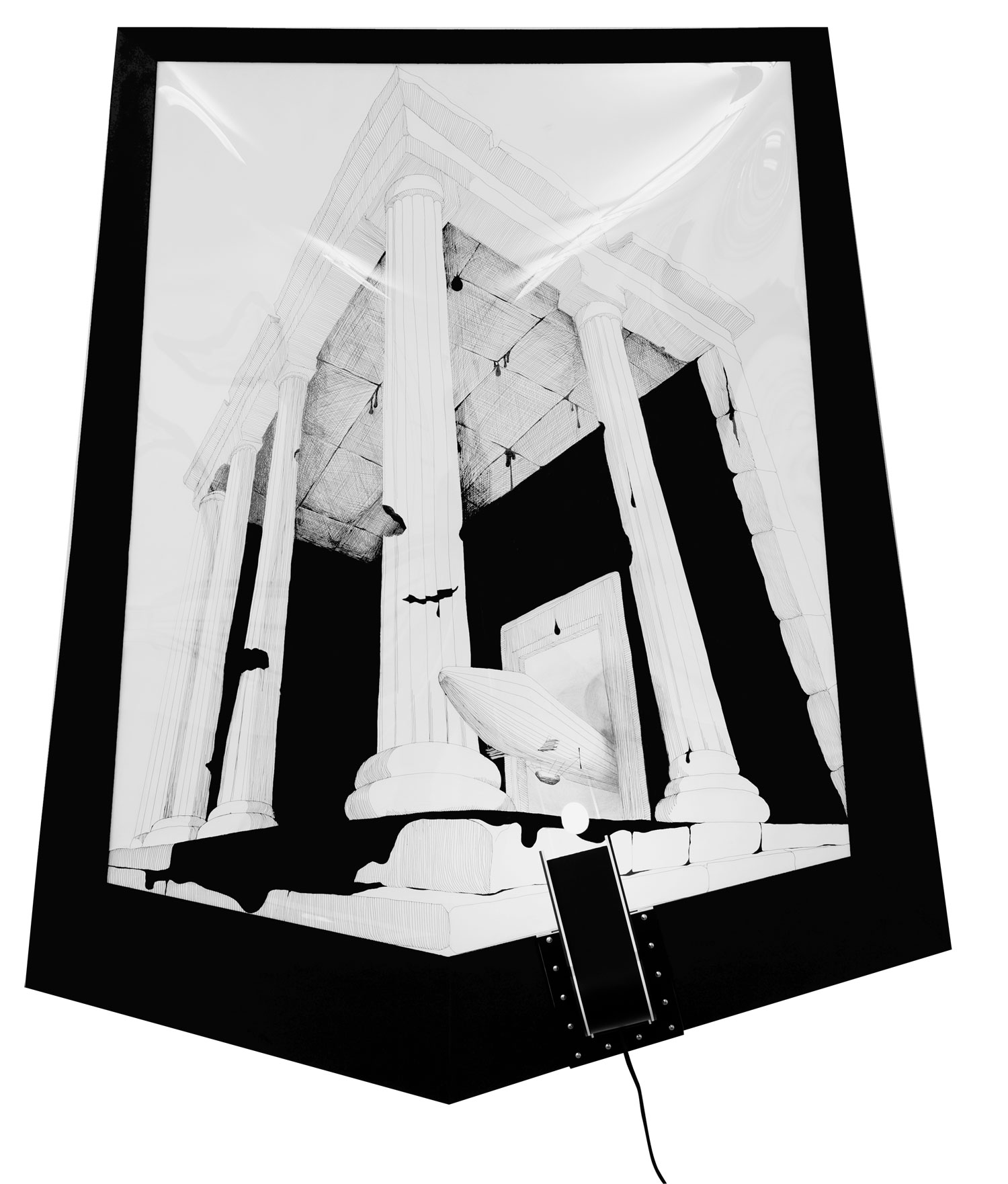 The Biggest Gift, frame design Sylvia Jokelová