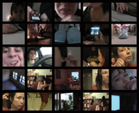 The Common Level IV, 25 sequences of video loops, 2001-2008 (with M. R. Nociarová)
