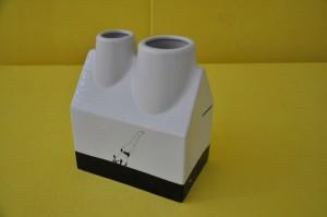 I Know Now, ceramics: Martin Bu