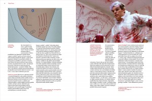 Exhibition Blood catalogue