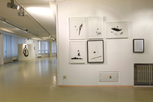 Discussions Leading Elsewhere, Kunsthalle Bratislava, exhibition view, photo Jakub Gulyás