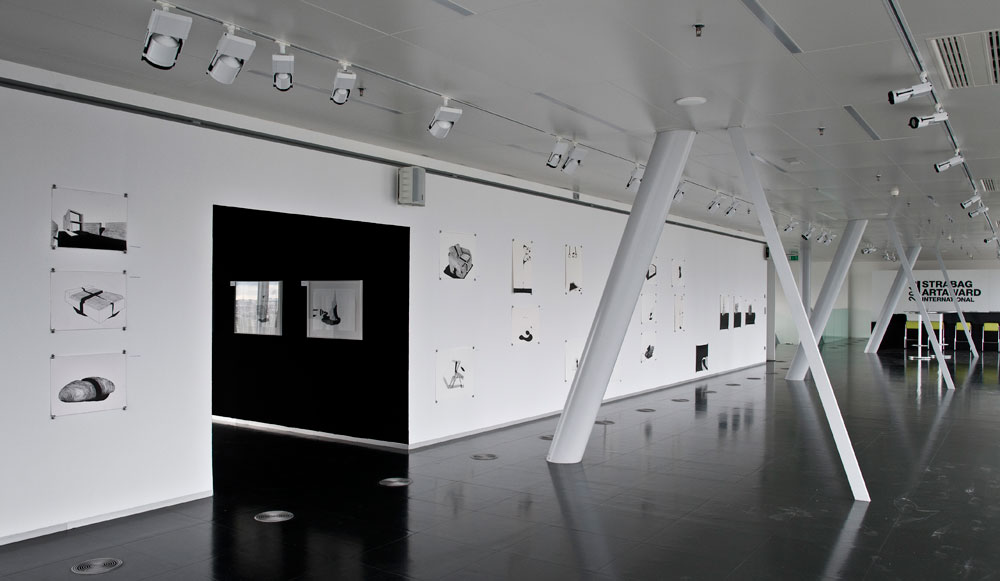 Exhibition MInd Games, Strabag Kunstforum, Vienna