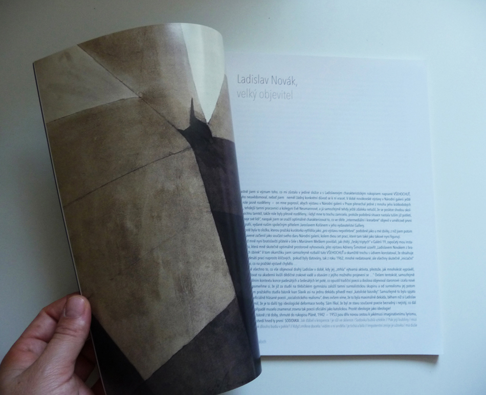 Catalogue Ladislav Novák, 2012