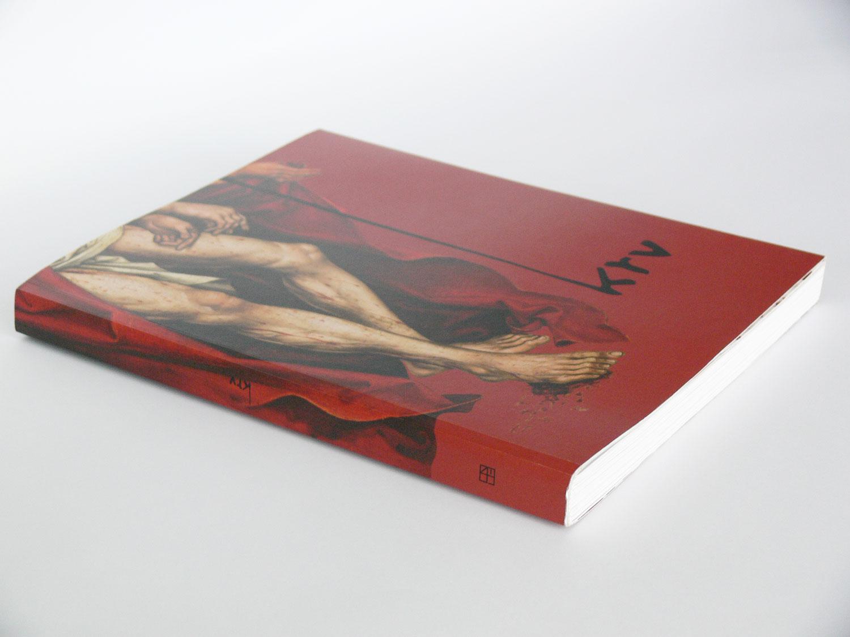 Exhibition Blood catalogue