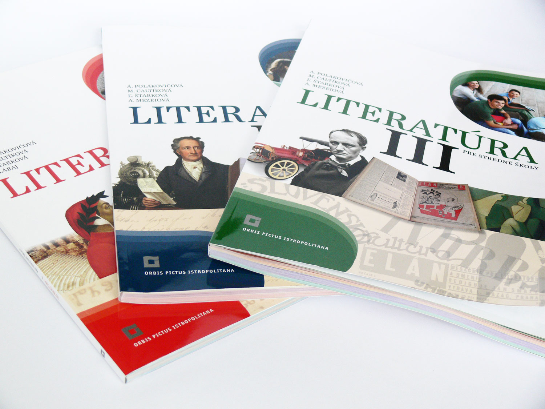 Literature for high schools,  I-IV grades