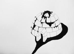 Fight (Untitled Igloo)