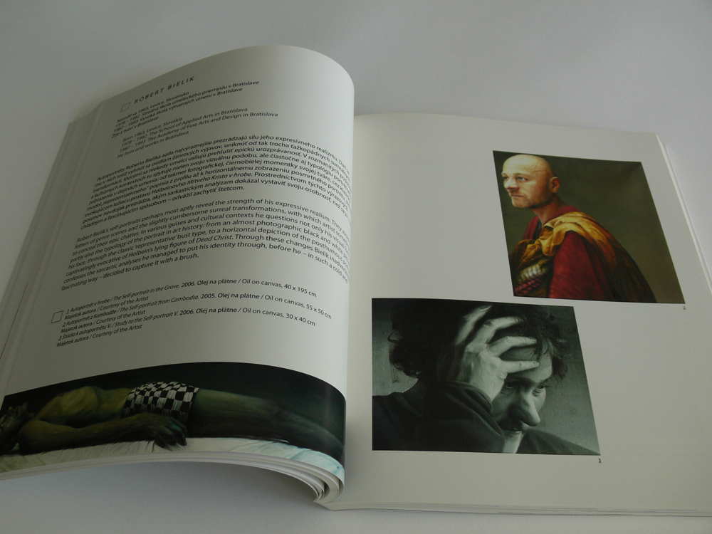 Exhibition Autopoesis catalogue, 2006