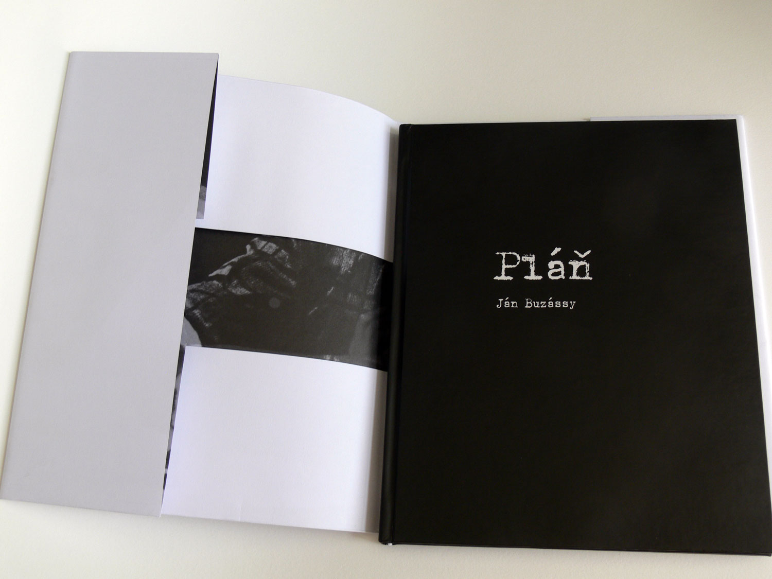 Ján Buzássy: Plain, layout and illustrations, 2010