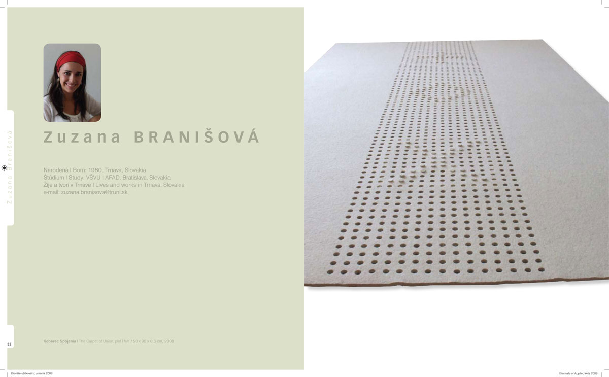 Biennial of Applied and Fine Arts catalogues