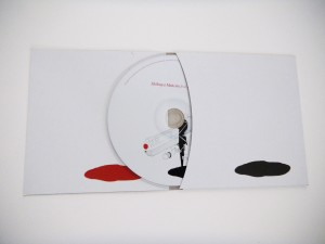 Shibuya Motors CD layout, 2012