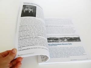 Volam sa, teda som publication, 2013