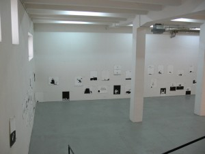 Exhibition Mind Games, Gallery Space, Bratislava