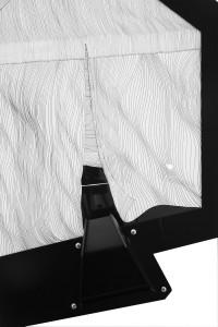 At the Stories End - detail, frame design Sylvia Jokelová