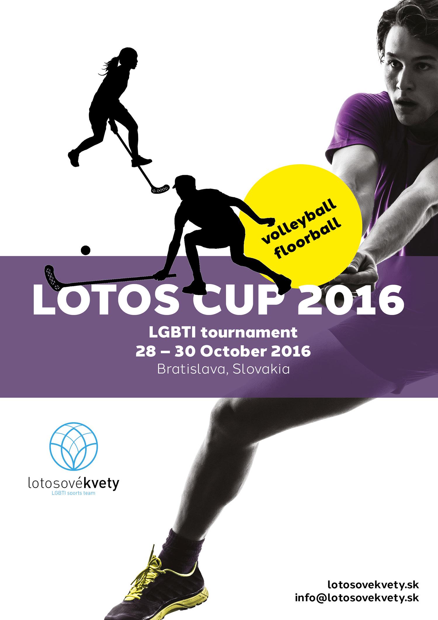 Lotos Cup 2016, visual