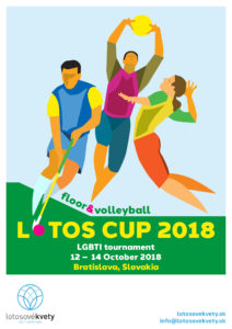 Lotos Cup 2018, visual
