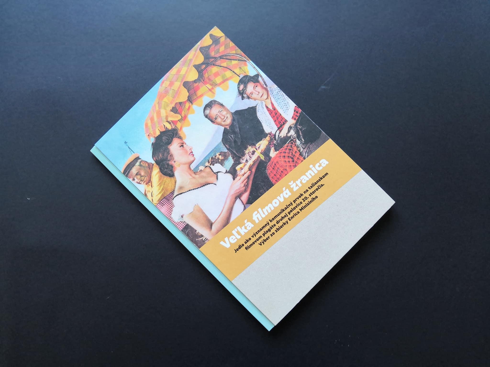 Exhibition Veľká (Filmová) žranica catalogue, 2018