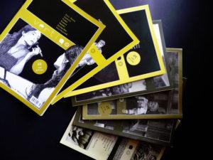 Magazine on literature and poets Vertigo, cover, since 2013