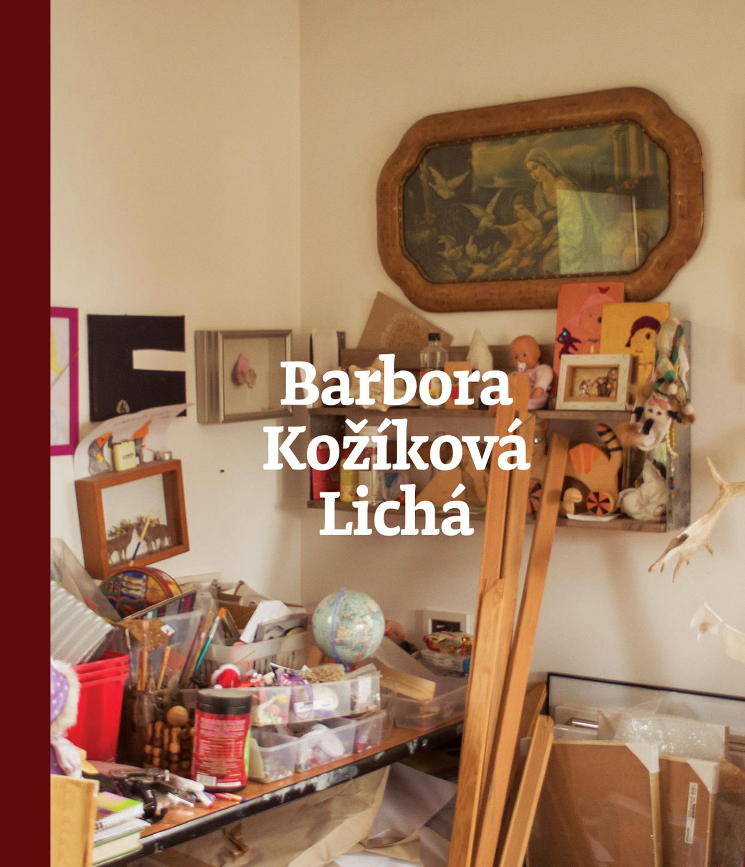 Barbora Kožíková Lichá, layout, 2018