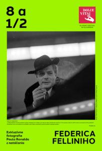 Exhibition 81/2 of Federico Fellini, exhibition in streets of Bratislava, Italian Cultural Institute Bratislava, 2020