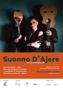 Visuals for music performances, Italian Cultural Institute Bratislava
