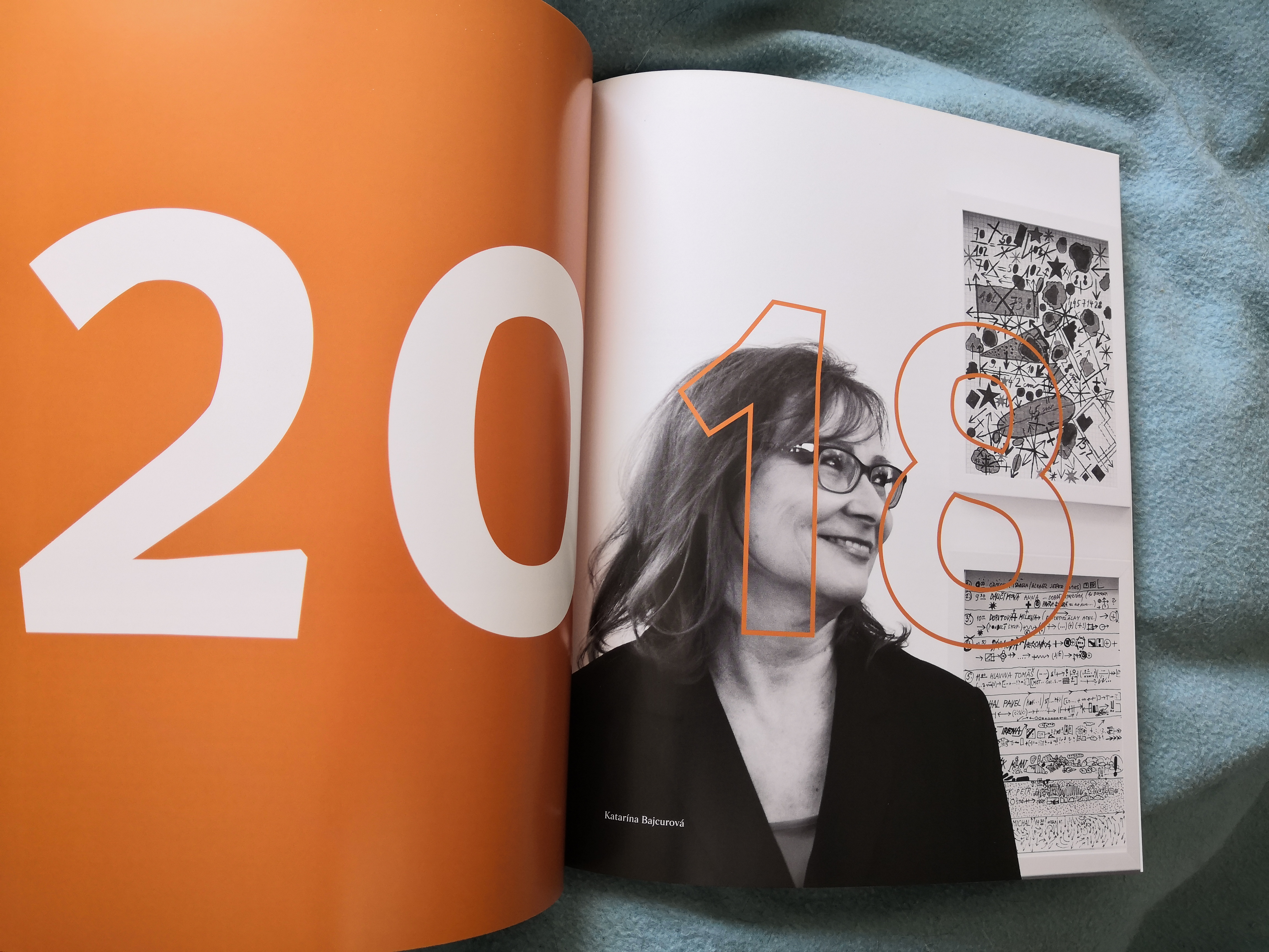 Gallery 19, 10year book, 2020