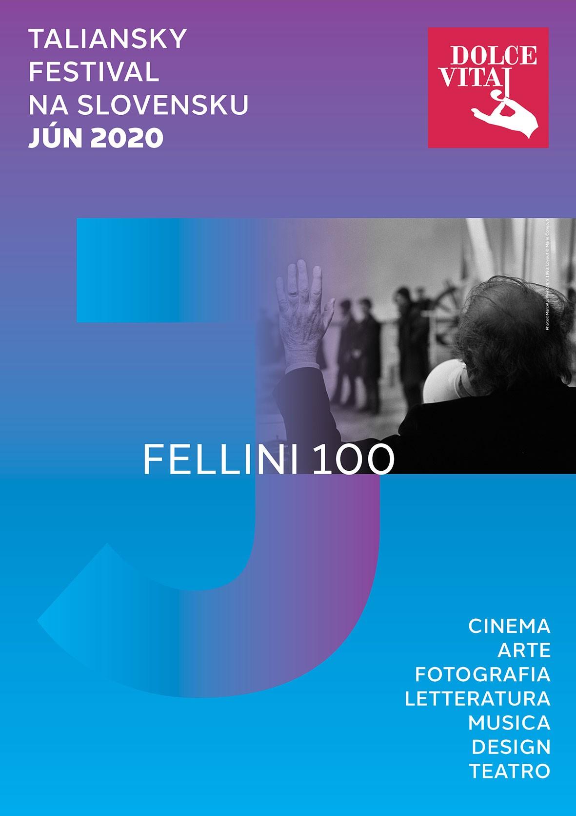 Dolce vitaj 2020, visual