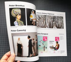 Biennial Forma catalogue, 2019