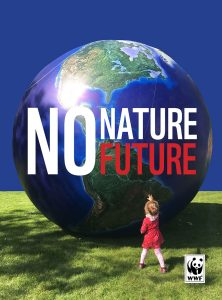 No Nature No Future visual