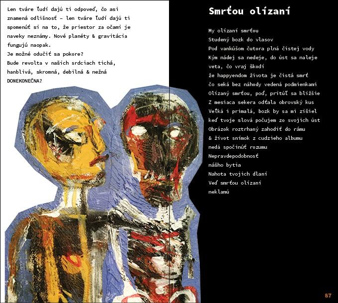 Tomáš Straka Spievam, Edition Vertigo Liberation Books, 2020