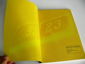 Kocelova 23, Academy of Fine Arts and Design publication
