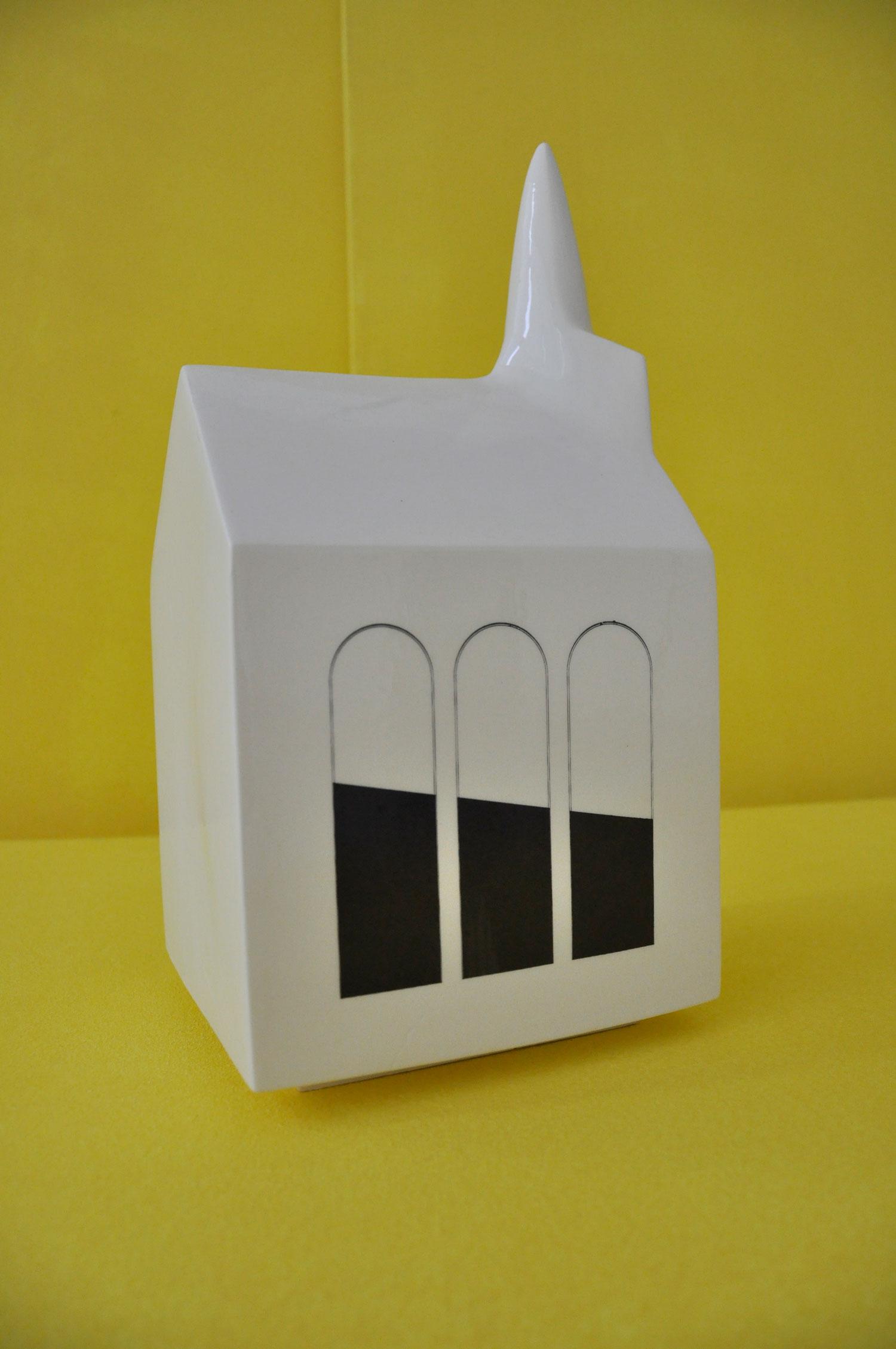 ceramics: Martin Bu