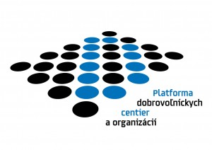 The Platform of Volunteer Centres, logotype and visual identity