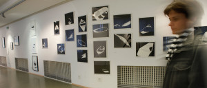 Exhibition view, House of Arts, Bratislava