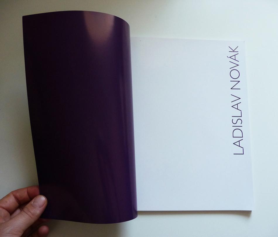 Catalogue Ladislav Novák, 2012